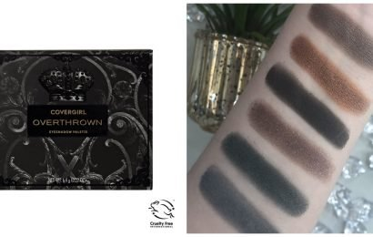 This $15 Palette Will Give You a Smoky Eye So Regal, Cersei Lannister Would Bend the Knee
