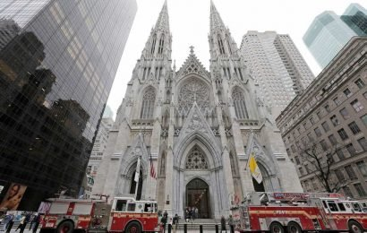 St. Patrick's Cathedral wouldn't burn like Notre Dame, experts say