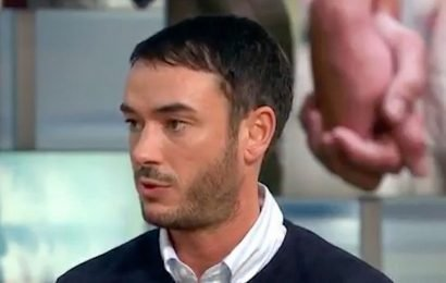 Jack Tweed says Jade Goody told him 'to move on straight away' before she died