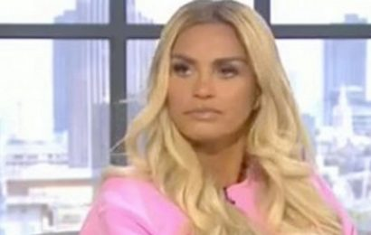 Furious Katie Price says she'd never drink and drive after court conviction