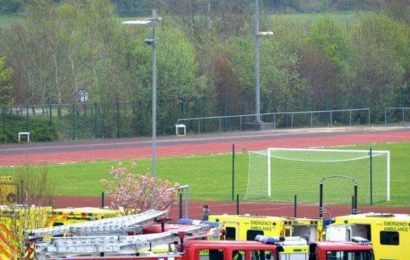 Chemical leak at leisure centre swimming pool sees 'up to 50 children taken ill'