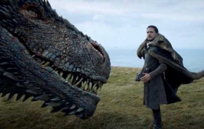 These Tweets About Jon Snow Riding A Dragon In The 'GOT' Premiere Are A Full Mood