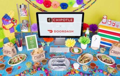 Here How To Get Free Chipotle Chips & Guac On April 30 For A Tasty DoorDash Promo