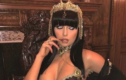 Demi Rose accused of cultural appropriation at saucy 24th birthday party