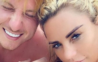Katie Price blames Kris Boyson for driving her to lipo after he called her 'fat'