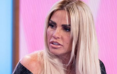 Katie Price lashes out at claim she's desperate for 'Sam Faiers surgery'