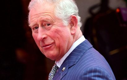 Charles slammed for 'US spelling' in Notre Dame note – but there's reason for it