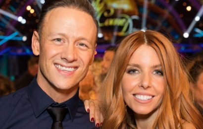 Stacey Dooley 'confirms' romance with Kevin Clifton