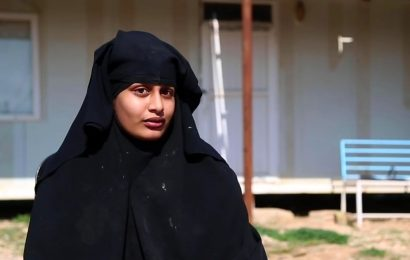 ISIS bride Shamima Begum 'stitched suicide bombers into explosive vests'