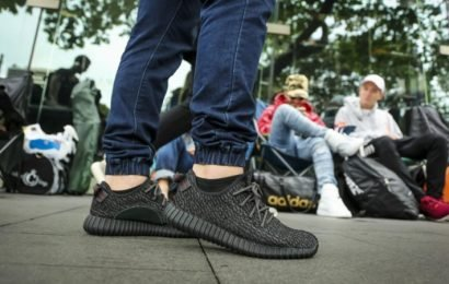 Let He Who Is Without Yeezys Cast the First Stone