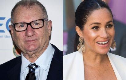 Ed O'Neill remembers Meghan Markle on 'Married… with Children' set with her dad