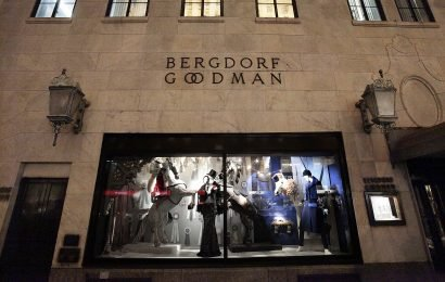 Bergdorf Goodman salon owner reportedly planning to revamp space