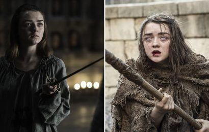 Um, George R.R. Martin Might Have Spoiled Arya's Death on Game of Thrones Years Ago