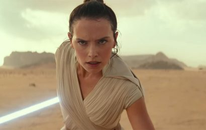 """The Fight """"Comes to an End"""" in the First Dramatic Teaser For Star Wars: Episode IX"""