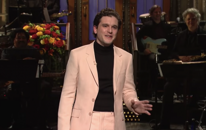 Kit Harington's 'SNL' Monologue About 'Game Of Thrones' Had The Best Surprise Guests