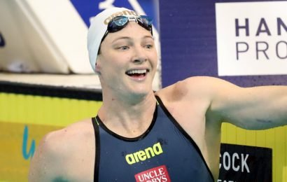 Cate Campbell puts down marker with Australian 100m freestyle title
