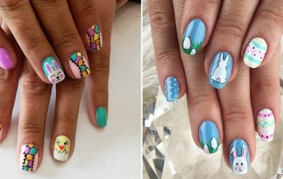 100+ Easter-Inspired Nail Art Ideas That Are Sweeter Than a Chocolate Bunny