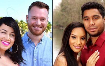 Larissa Flushes Her Ring on '90 Day Fiance: Happily Ever After?' Premiere