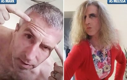 Domestic abuser who threatened to kill ex-lover allowed into women's refuge after identifying as a female