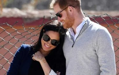 Bookies suspend bets on Meghan Markle delivering the Royal baby at Frogmore Cottage, saying they're 'confident she will give birth at home'