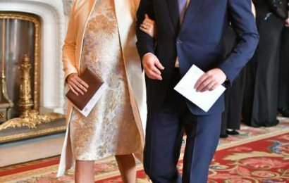 Duchess Meghan is 'shaking the cobwebbed corridors' of all the royal palaces