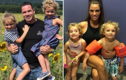 Kieran Hayler 'livid at ex Katie Price as she hires two live-in nannies he's never met to care for their kids'