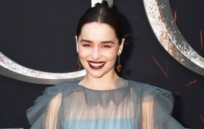 Mother of Makeup! The Surprising Trick Behind Emilia Clarke's 'GoT' Premiere Pout