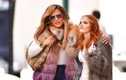 These J.Lo 'Hustlers' Wardrobe Pics Are Already the Best J. Lo Movie