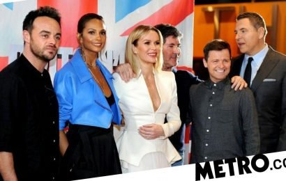 Amanda Holden vows never to leave Britain's Got Talent unless she's sacked