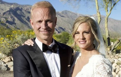 Come on Down the Aisle! The Price Is Right's George Gray Marries Brittney Green: Pic