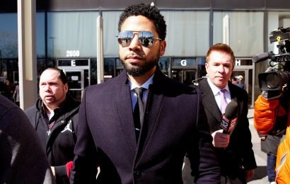 Jussie Smollett Has 'No Plans' to Repay Chicago After Alleged Attack
