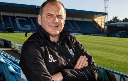 Gillingham sack manager Steve Lovell with two games left and fans are furious
