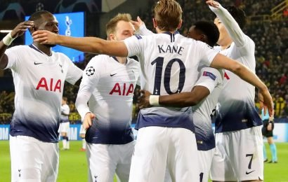 Tottenham vs Man City FREE: TV channel, live stream, kick off time and team news for the Champions League clash