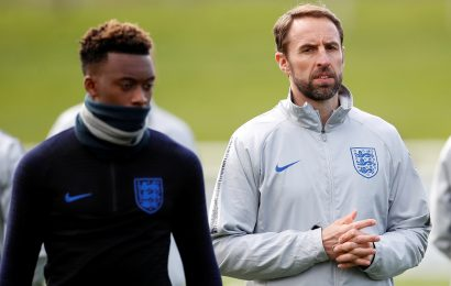 Chelsea ace Hudson-Odoi pushing hard for Nations League role this summer over playing for England U21s