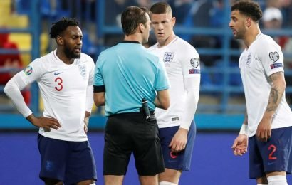 Montenegro appeal Uefa punishment for racist abuse of England stars during Euro 2020 qualifier