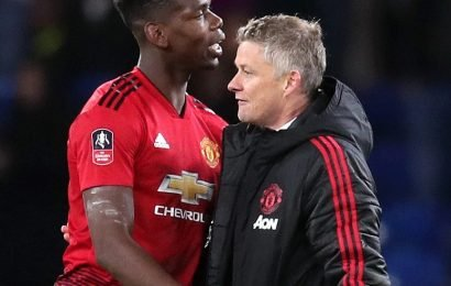 Solskjaer insists Pogba will stay at Man Utd and is 'determined to succeed' despite Real Madrid summer transfer interest
