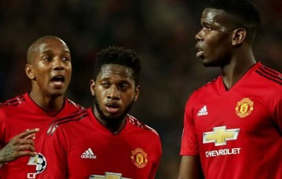 Even Man Utd's players think squad needs revamp… but fear it could take FOUR transfer windows to sort mess