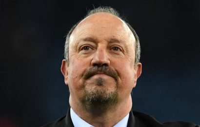 Newcastle hope to agree contract extension with Rafa Benitez in next two weeks following Premier League survival amid interest abroad