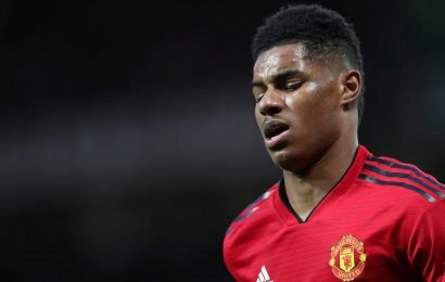 Rashford admits 'We didn't play like Man Utd and that's not right' after Man City defeat