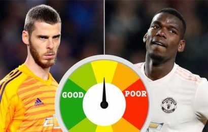De Gea dropped biggest clanger of Man Utd career while Pogba didn't step up to Nou Camp challenge