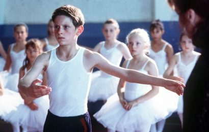 Jamie Bell's not Billy Elliot anymore as he becomes tattooed Neo Nazi for film