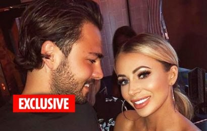 Olivia Attwood and Bradley Dack back together again after split following huge row