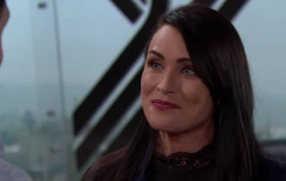 The Bold and the Beautiful star Rena Sofer shares exciting relationship news