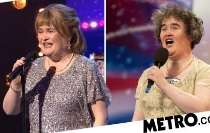 Susan Boyle's return to Britain's Got Talent will bring tears to your eyes