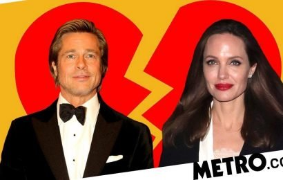 Brad and Angelina one step closer to divorce as they file for single status