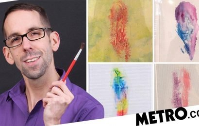 Artist takes vagina prints from people he finds on Tinder