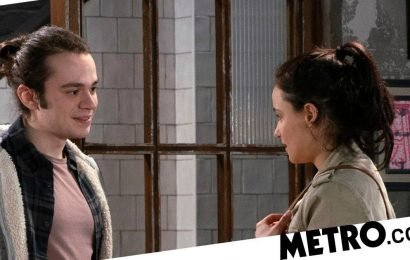 Seb Franklin makes a horrifying discovery in Corrie