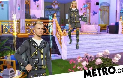 You can now dress like The Sims thanks to new Moschino collaboration