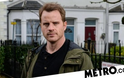 Who is Sean Slater in EastEnders and who is he related to?