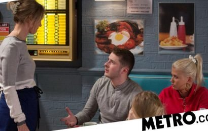 Ben Mitchell leads Jay Mitchell into danger in EastEnders